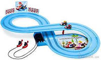 Автотрек Xiaomi CARRERA GO First Racing Track Set Super Mario Blue
