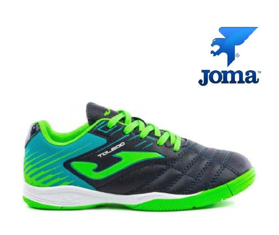 Детская футбольная обувь (футзалки) Joma TOLEDO JR W 903 IN