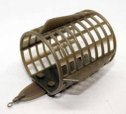 Кормушка Фидерная закормочная 45*56 мм 50 гр.