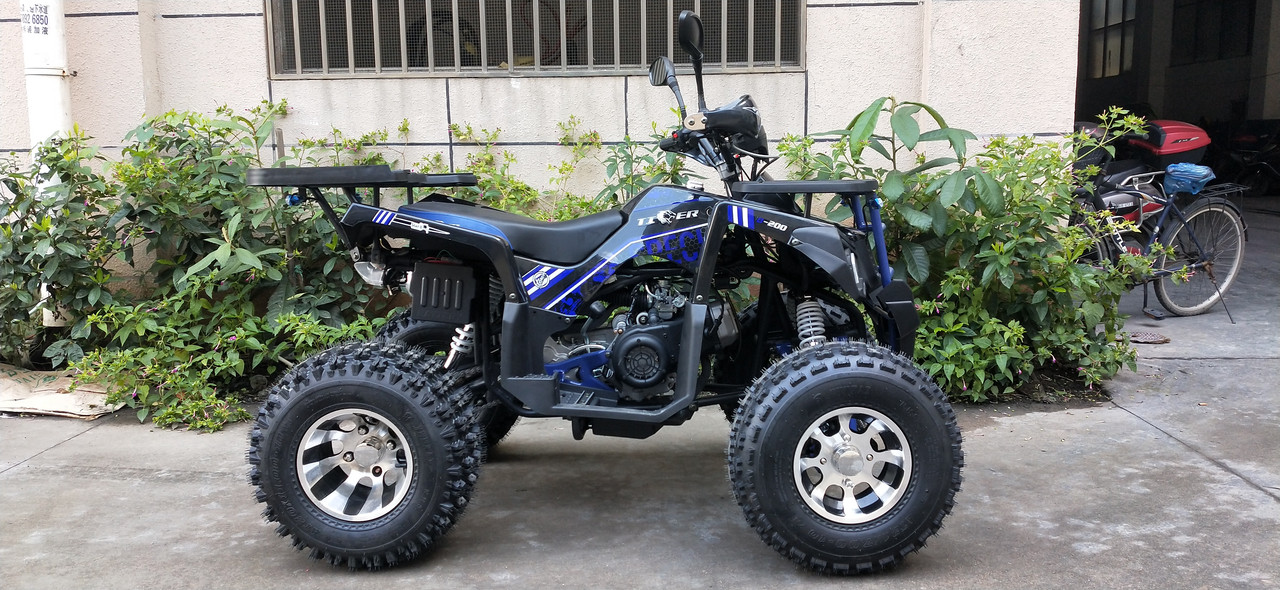 Квадроцикл Tiger TTR 200