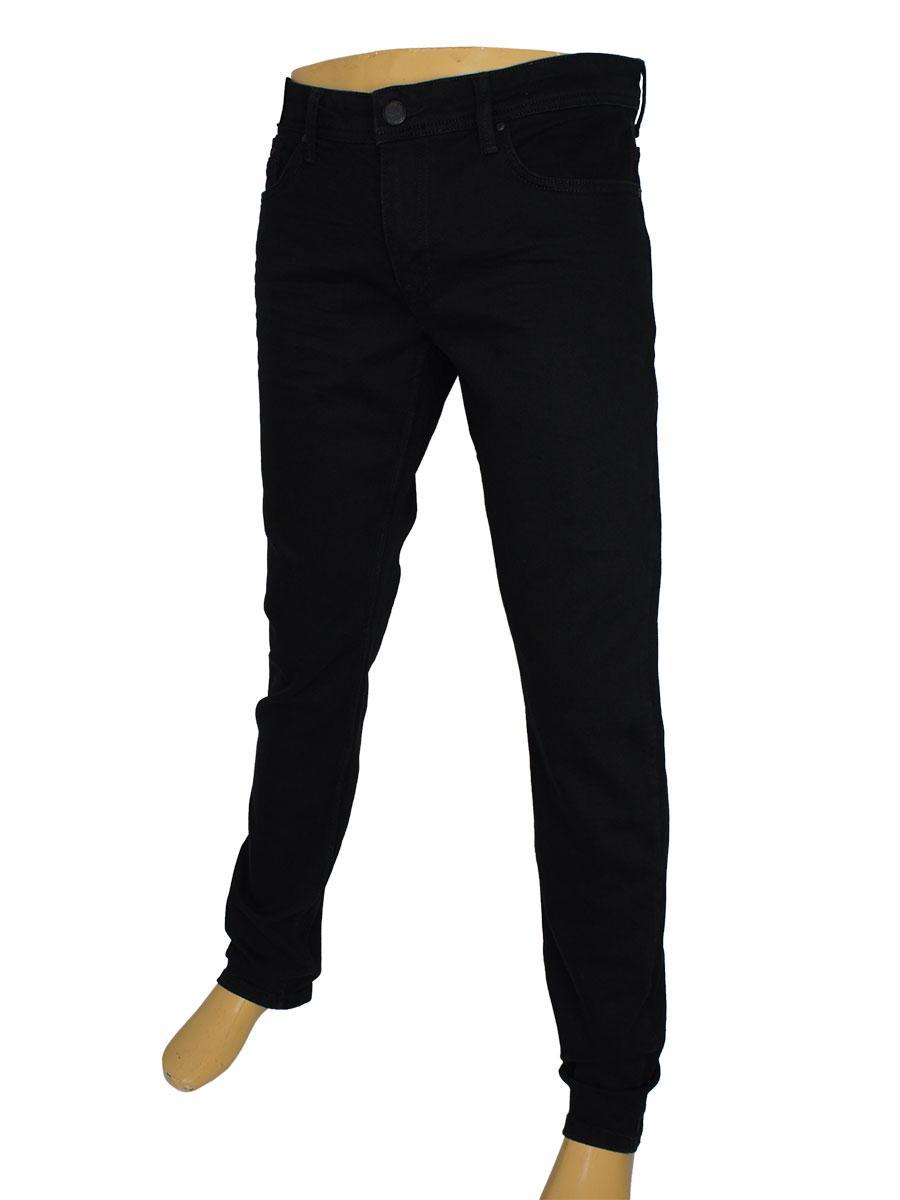 Чоловічі чорні джинси X-Foot 261-2485 C-Black Туреччина