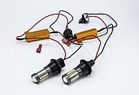 DRL&Turn Light 4014-66SMD LED лампы в повороты с ДХО / T20-7440 / к-кт 2шт, фото 1