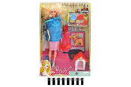 "Кукла ""Sariel"" с домашним любимцем, 7728-A1"