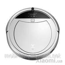 Робот-пылесос с влажной уборкой Xiaomi Viomi Vacuum cleaner Grey (VXRS01)