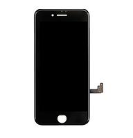 Дисплей (экран) для iPhone 7, с сенсорным стеклом и рамкой, черный