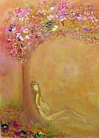 Зародження цвіту ( дерево життя)