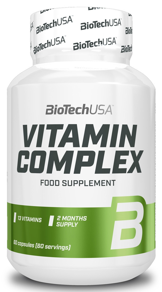Комплекс вітамінів BioTech - Vitamin Complex (60 капсул)