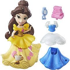 Кукла Принцессы Дисней Белль Маленькое королевство с аксессуарами (Hasbro B7157/B5327)
