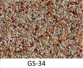 Гранитная штукатурка German Stone GS-34, 25кг