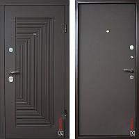 Дверь входная металлическая ZIMEN Noise l Силк Флай  l Optima Plus