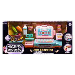 """Кассовый аппарат со сканером-определителем """"Happy Shopping"""" 888E"""