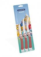 Набор ножей (марсала) Tramontina Amalfi 3 предмета 23499/774