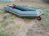 """Колесо для лодки управляемое  """"Тележка носовая ТН-500"""", фото 7"""