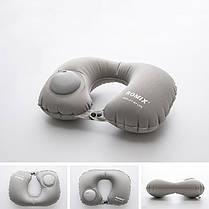 IPRee®PortablePushТипАвтоматическаянадувная подушка U-образная подушка Шея Воздушная подушка для отдыха На открытом воздухе Путешествия -, фото 3
