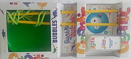 """Мыльные пузыри """"Мыльное шоу Булька Gigantic BUBBLE"""" (шнур) + запаска 440 мл, 440027"""