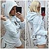 Женская махровая пижама Турция 6934