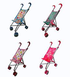 Игрушечная коляска MELOGO для кукол 9302W (HT)