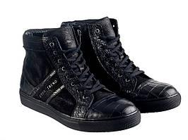 Ботинки Etor 8994-7162 черные
