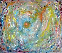 Спіраль простору та часу (Бачення)