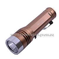 Фонарь Small Sun R837-XPE+6smd, USB power bank(аккумуляторный светодиодный фонарь)