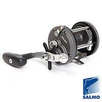 Мощная мультипликаторная катушка Salmo Diamond Troll M5300/4300 предназначена для троллинга