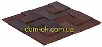 Мозаика деревянная из дуба 3D Enfasi  * Термо дуб, фото 1