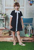 Школьное платье, сарафан Бантик, фото 1