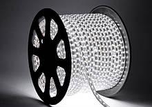 Стрічка LED на 220V 4W/m біла №10/5 120Led