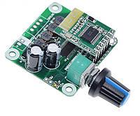 Підсилювач звуку 2х15W, клас D, модуль TPA3110 з Bluetooth 4.2, живлення 8-26 вольт