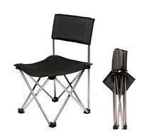 """Стул складной , кресло туристическое со спинкой Рыбак """"Тюльпан"""""""