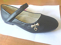 Туфли школьные для девочек размер 30 - 36