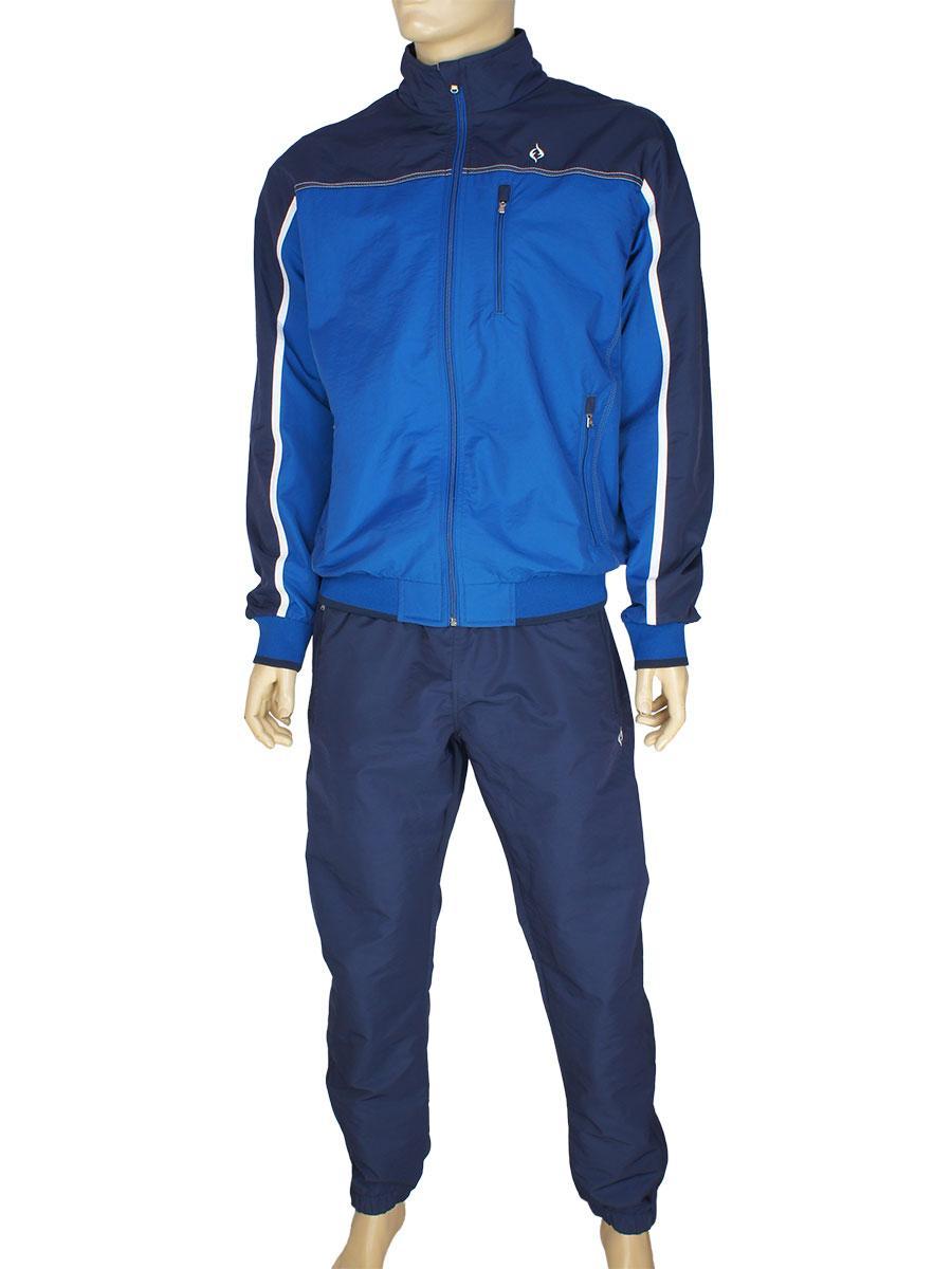 Мужской стильный спортивный костюм Fabiani 590297 Indigo-D.Blue