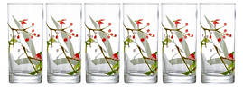 Набор стаканов Luminarc Amsterdam Beatitude 6 предметов 270 мл N3563