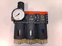 Универсальный модульный блок подготовки воздуха для покрасочный камер, малярных цехов серии Syntesi, фото 1