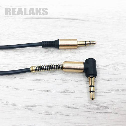 AUX кабель Xinphone XF-19 (Black), фото 2
