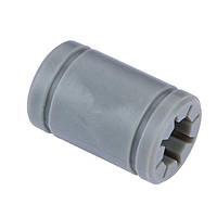 RJMP-01-08 Твердый полимер LM8UU Линейный подшипник 8-миллиметровый вал с ЧПУ Пластиковая втулка для репресса Prusa Medel -1TopShop