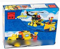 Конструктор Brick 1213 Подводная серия 122 детали