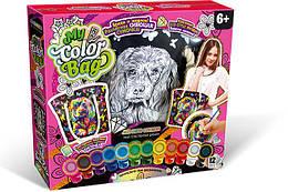 "Набор для творчества ""My Color Bag"", сумка-раскраска, COB-01-01"