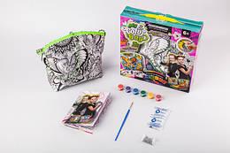 """Набор для творчества """"My Color Bag"""", сумка-раскраска, мини, MCOB-01-05"""