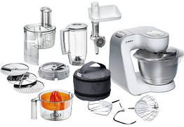 Кухонная машина Bosch MUM 54251,кухонный комбайн 900 Вт,7 скоростей