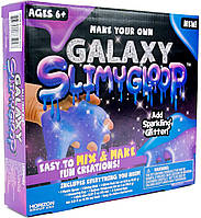 "Набор для создания слайма ""Галакси"" Slimygloop Slime Kit, Horizon Group, оригинал из США"