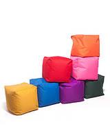 Пуфик кубик для детей в ассортименте, фото 1