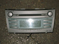 Автомагнитола toyota wf400635 б.у.