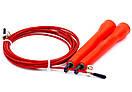 Скакалка скоростная Ultra Speed Cable Rope 2, фото 3