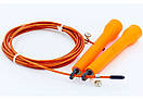 Скакалка скоростная Ultra Speed Cable Rope 2, фото 8