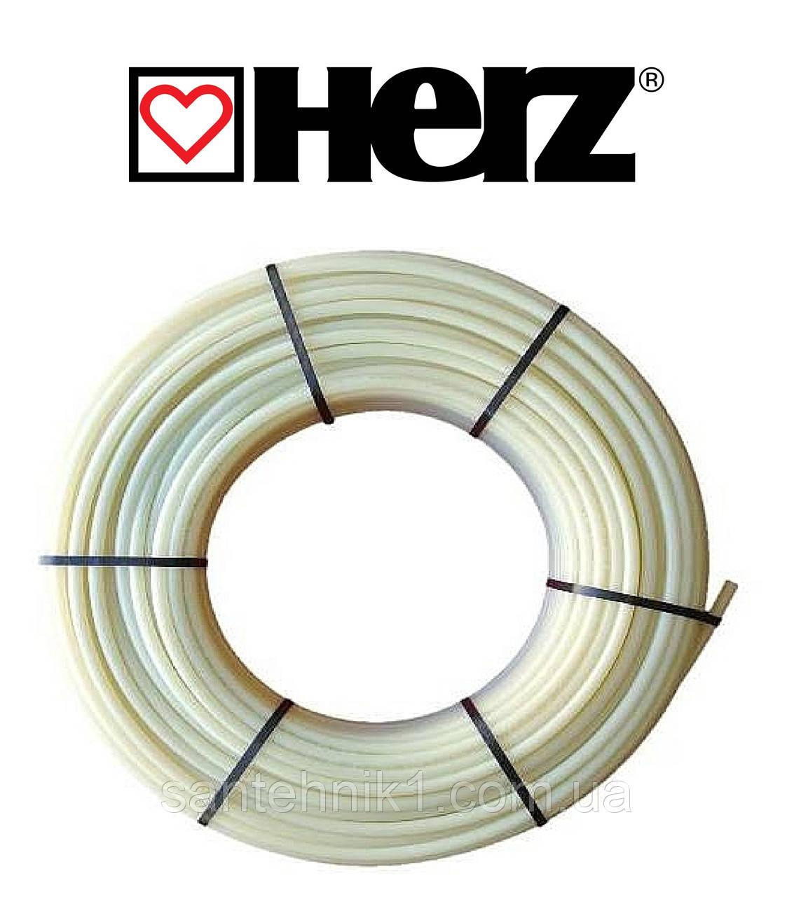 Труб для водяного теплого пола  HERZ (PE-Xc) 16x2 сшитый полиэтилен. Киев. Цена