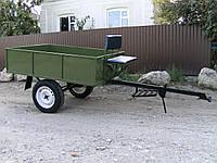 Прицеп мотоблочный ВМЗ-2