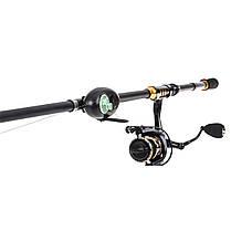 LEO28041-B30GЭлектронныйсветовойсигнал прикуса рыбы Звук Света Чувствительный Рыбалка Тревога Инструмент 3 * LR44 - 1TopShop, фото 3