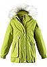 Детские зимние куртки для девочек ReimaTec ZERLINDA 521362 - 8390. Размеры 104 - 140 .