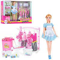 Кукла с набором для стирки и одеждой Каibibi, BLD135